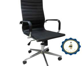 Silla para Presidente JET Tipo KING SA-6002H