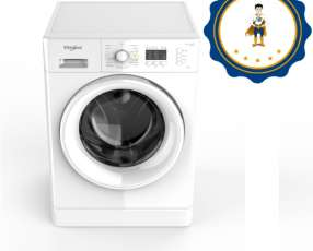 Lavarropas Super Automática Whirlpool Freshcare WLF600B 6 Kgs.