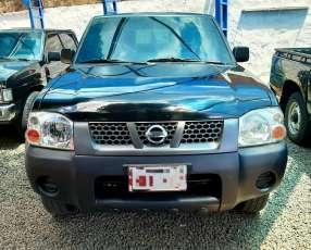 Nissan Frontier 2012 turbo diésel