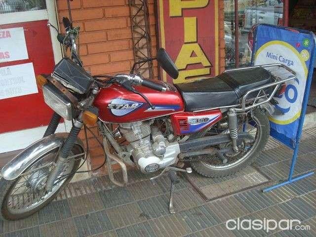 Moto star cg 150 cc - 0