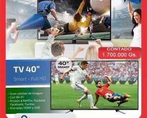 Tv led Smart TV Consumer 40 pulgadas