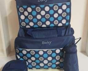 Bolsón para bebé 4 en 1