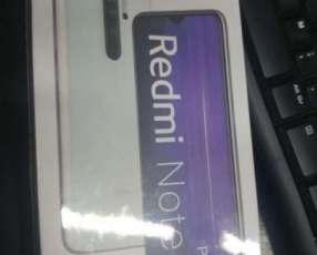 Xaomi Redmi note 8 pro de 128gb + MEMORY SD 64GB