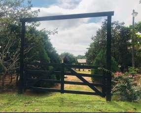 Granja de 3.46 hectáreas en Benjamín Aceval