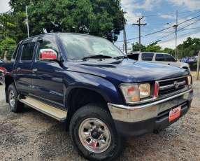 Toyota hilux doble cabina 1998