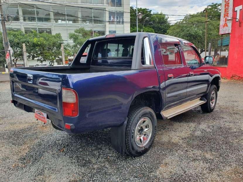 Toyota hilux doble cabina 1998 - 5