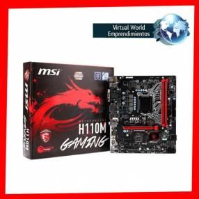 Placa madre MSI H110M Gaming