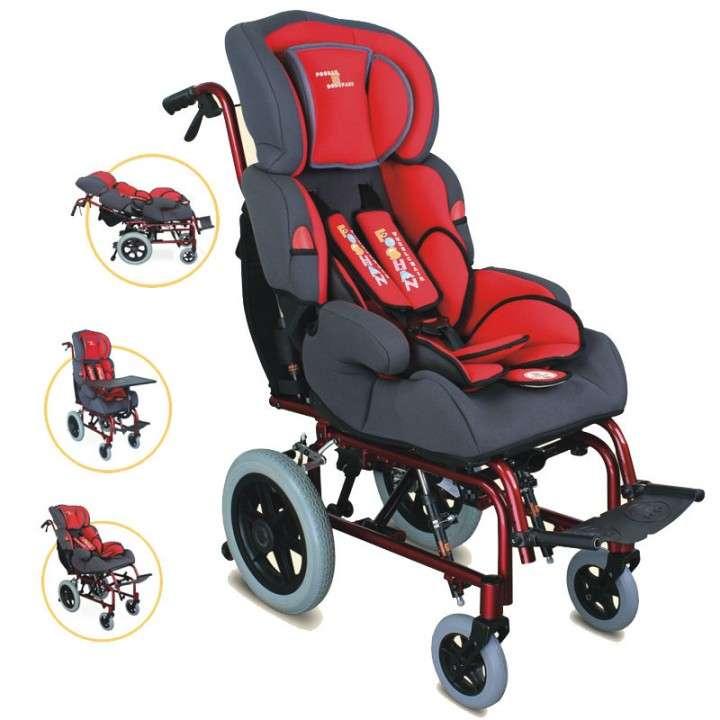 Silla coche desmontable para niños de fácil trasporte - 0