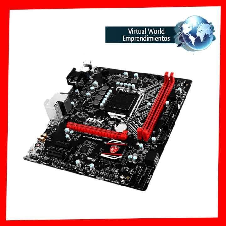 Placa madre MSI H110M Gaming - 1