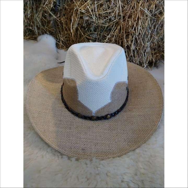 Sombrero de cuero - 0