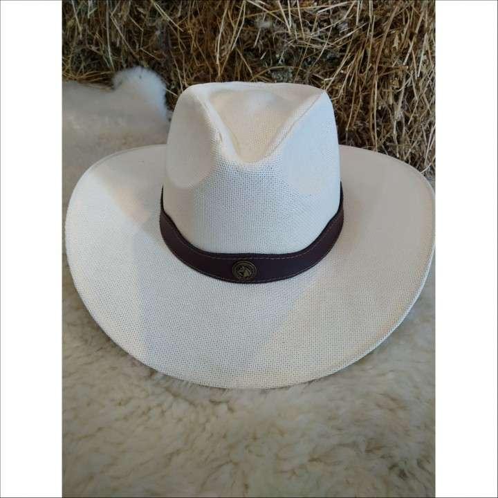 Sombrero de cuero - 2