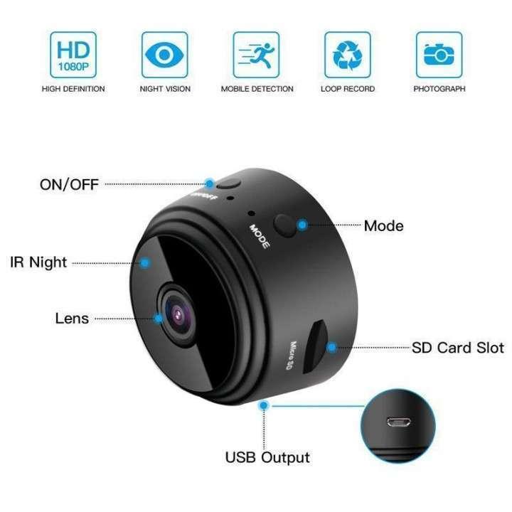 Mini cam wifi A9 - 0