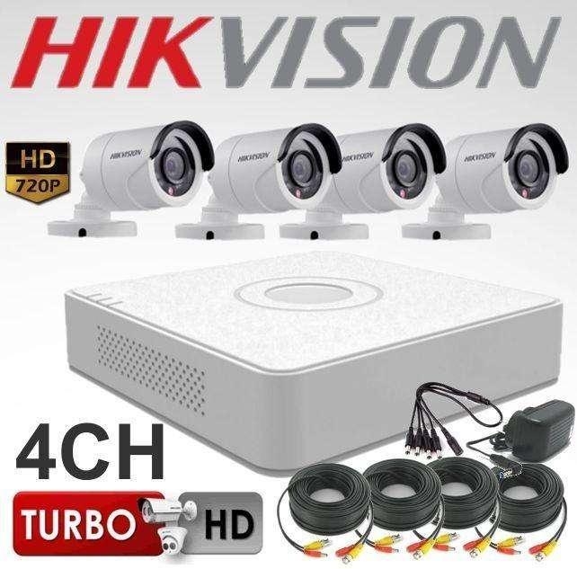 4 cámaras HD instalado - 0