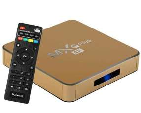 TV BOX MXQ PLUS 6K