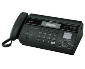 Telefax panasonic kx-ft988