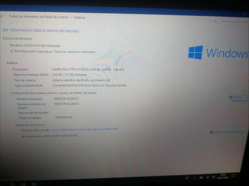 Notebook/Tablet Lenovo MIIX 310 - 2
