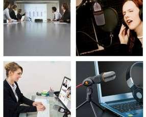 Micrófono de escritorio