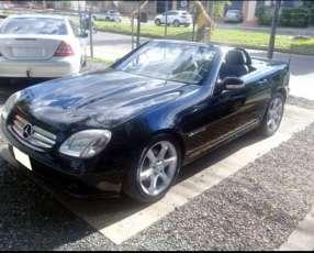 Mercedes Benz SLK230 2002 descapotable