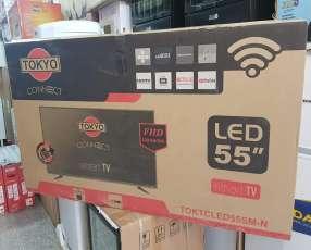 Tv LED Smart tokyo full HD 55 pulgadas