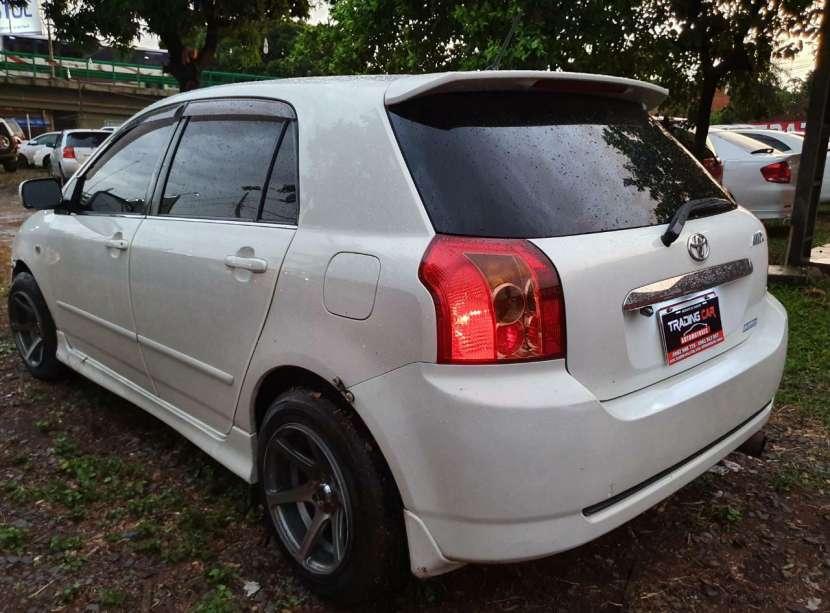 Toyota allex 2005 - 4