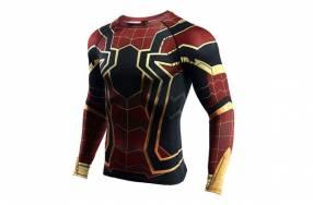 Camiseta segunda piel Crossfit