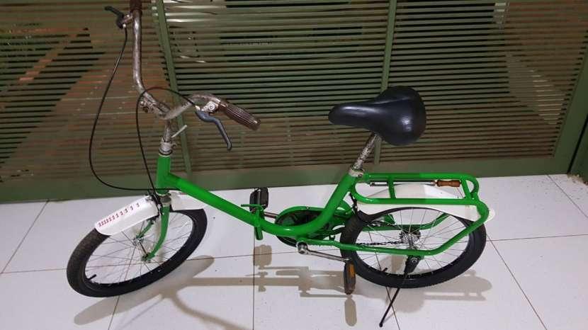 Bicicleta clásica - 7
