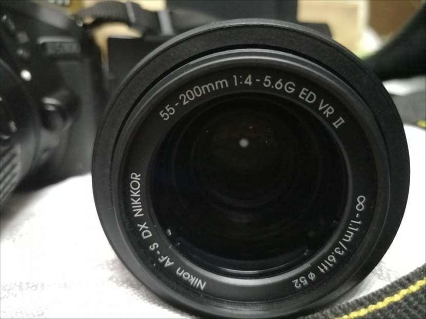 Cámara profesional Nikon D5300 con accesorios originales - 1