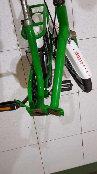 Bicicleta clásica - 8