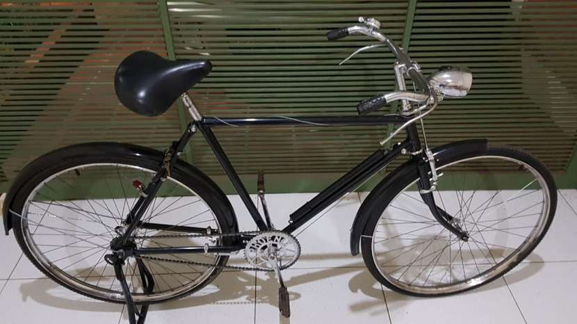 Bicicleta clásica - 0