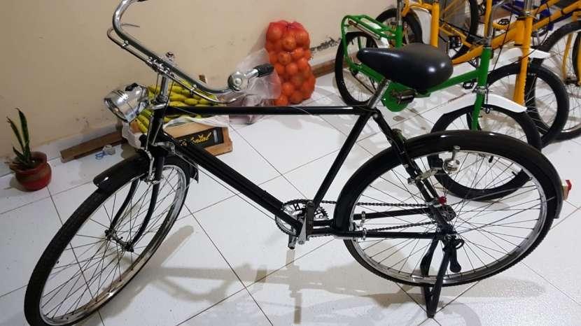 Bicicleta clásica - 2