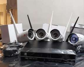 Cámara circuito cerrado wifi