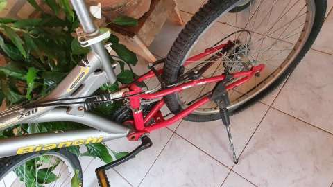 Bicicleta Bianchi - 3