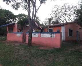 Casas en Luque a 500 metros de la ruta