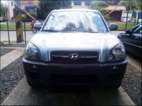 Hyundai Tucson 2004