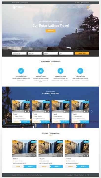 Sitio Web y aplicaciones para celular - 3