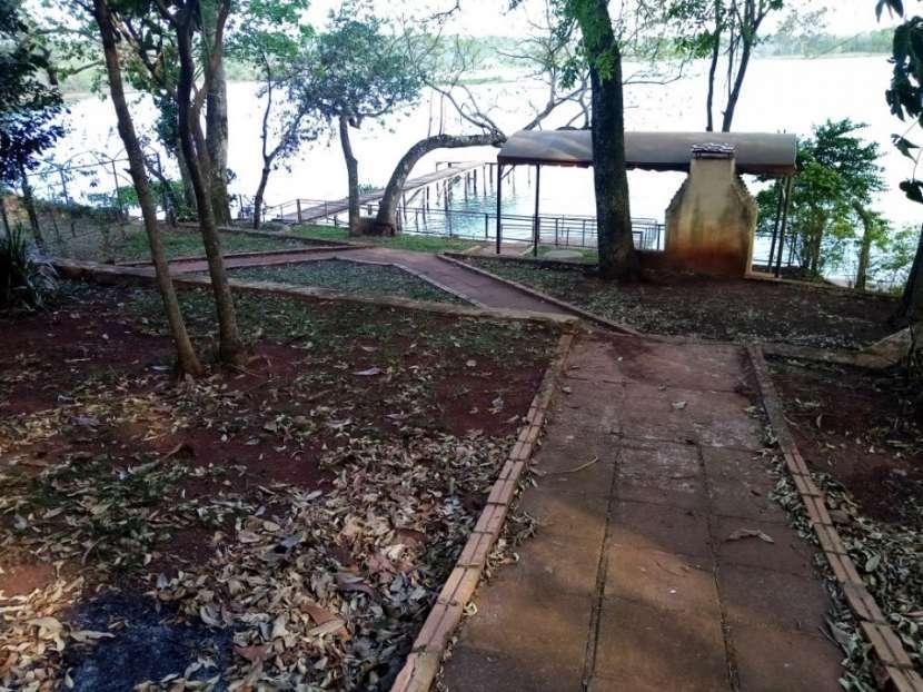 Propiedad frente al Lago Acaray Hernandarias - 3