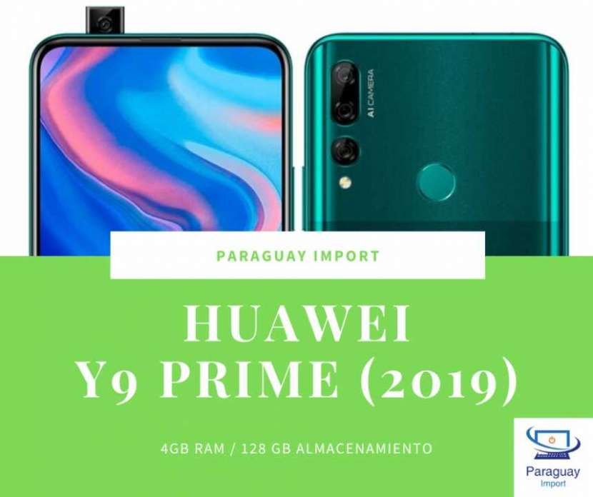 Huawei y9 prime (2919) 4gb/128gb - 0