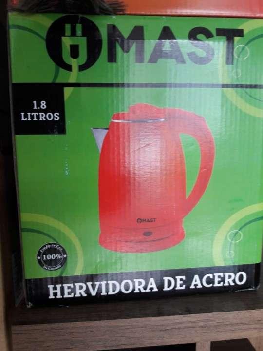Hervidora Mast - 0