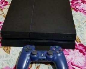 PS4 con juegos