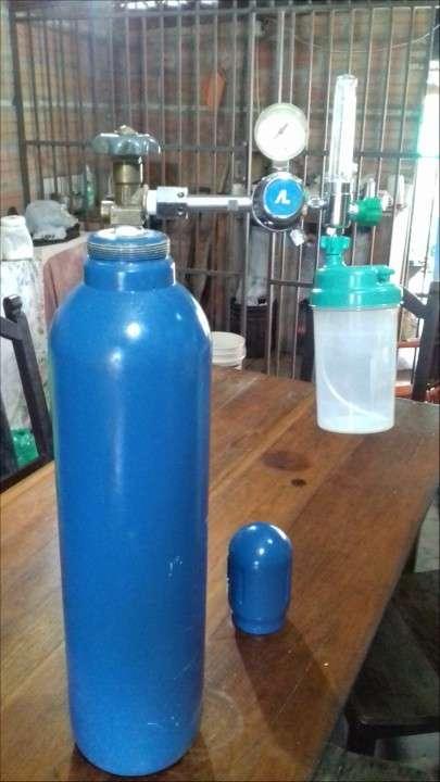 Balon de oxígeno hospitalario - 2