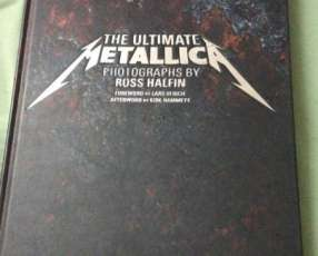 The Ultimate Metallica Photographs by Ross Halfin