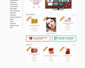 Sitio Web y aplicaciones para celular