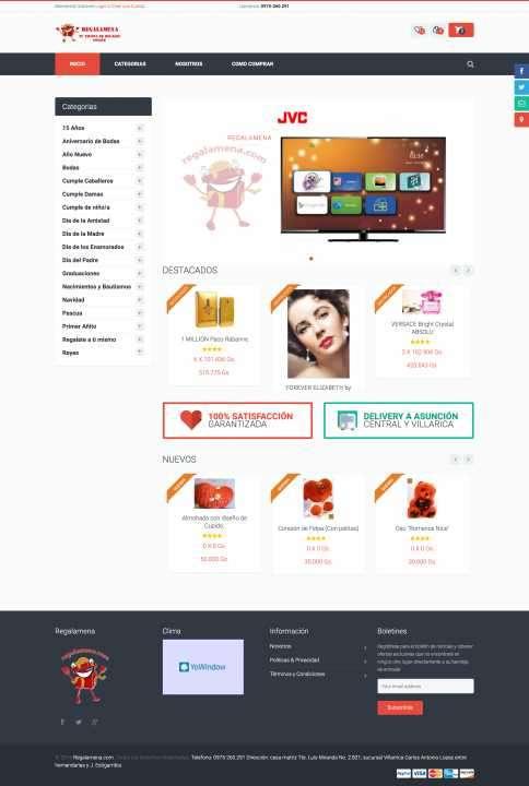 Sitio Web y aplicaciones para celular - 0
