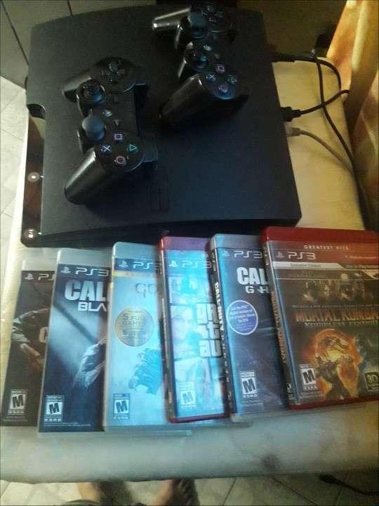 Playstation 3 + 6 juegos - 5