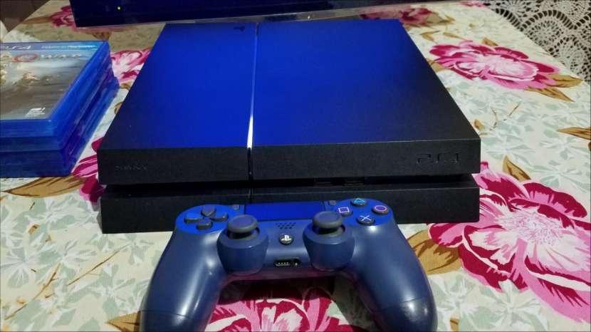 PS4 con juegos - 5