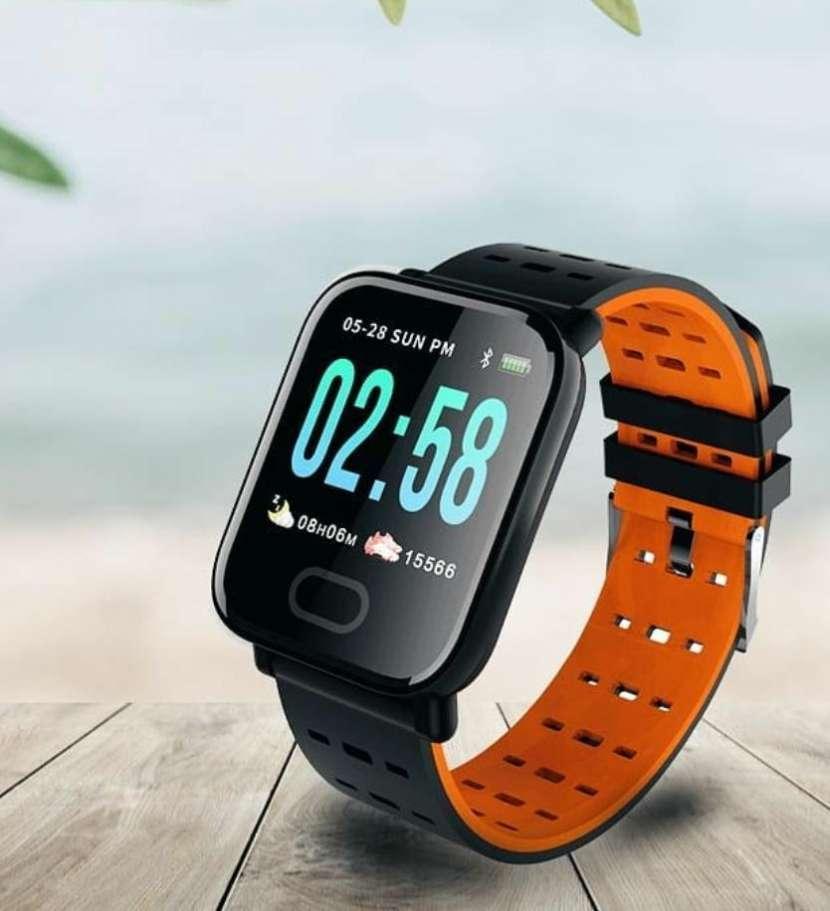 Reloj Smart A6 - 0