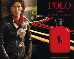 Perfume polo red