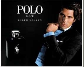 Perfume polo black
