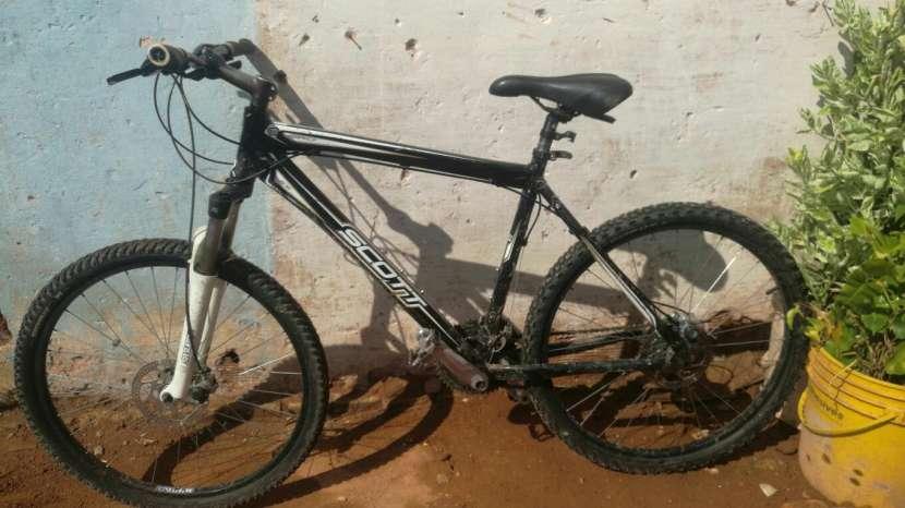 Bicicleta SCOTT - 0