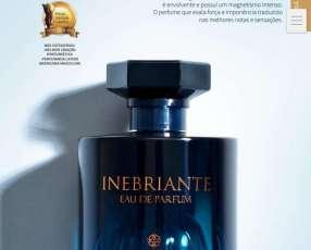 Perfume Inebriante